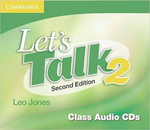 Let's Talk 2 Class Audio CDs, фото 2