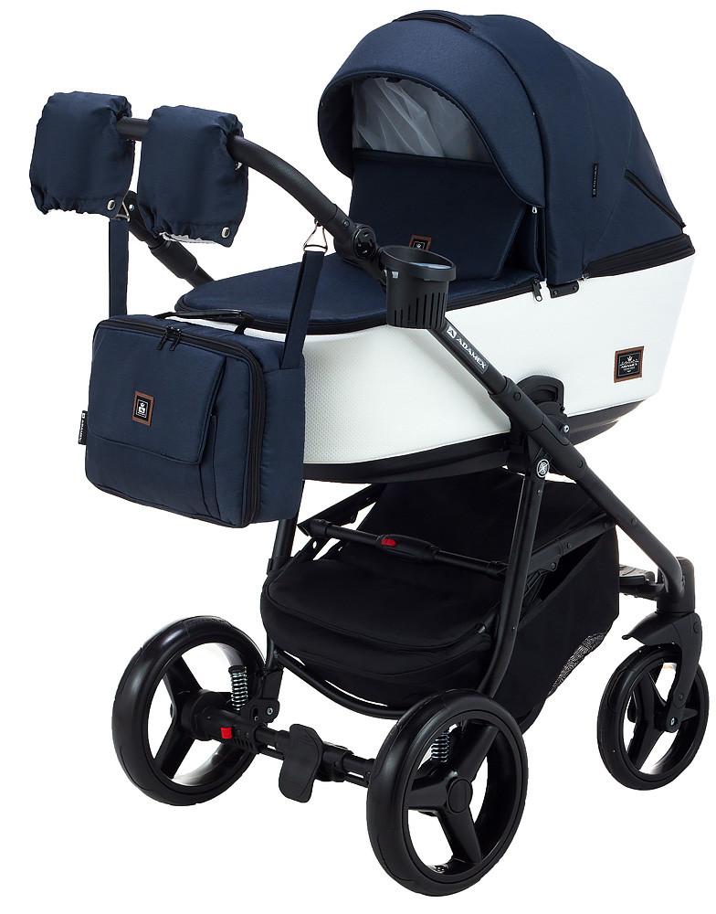 Дитяча коляска 2в1 Adamex Barcelona BR203