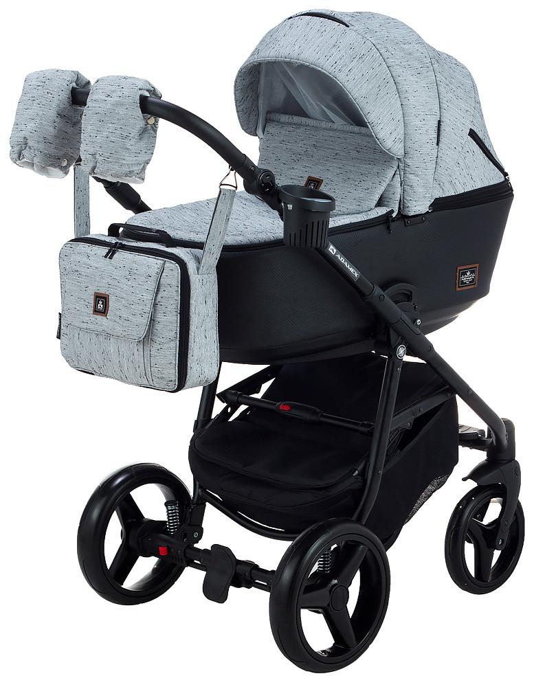 Дитяча коляска 2в1 Adamex Barcelona BR205