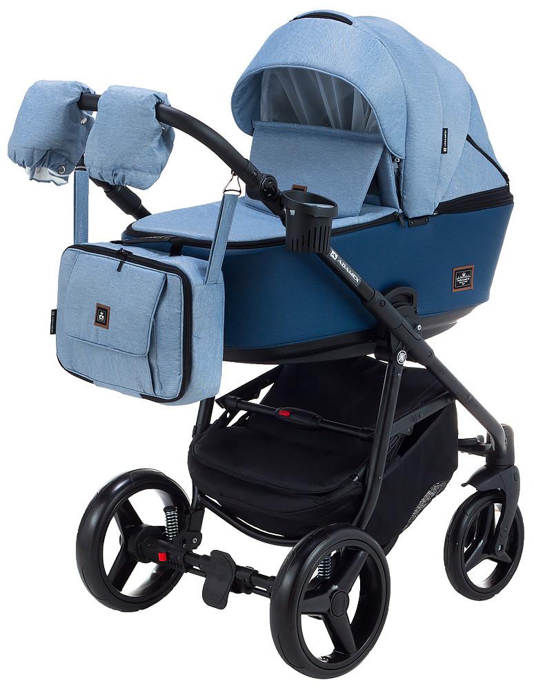 Дитяча коляска 2в1 Adamex Barcelona BR216