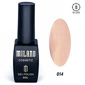 Гель - лак MILANO 8 мл №014
