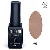 Гель - лак MILANO 8 мл №015