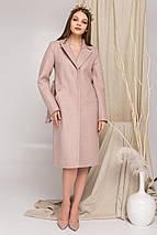 пальто демисезонное женское Modus Кареро 8773, фото 3