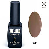 Гель - лак MILANO 8 мл №019