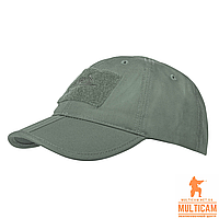 Бейсболка складається Helikon-Tex® Baseball FOLDING Cap® - PolyCotton Ripstop - Olive Drab