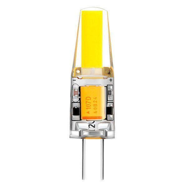 Лампа LED G4 3.5W 4100K AC/DC12 Biom