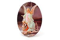 """Сувенир """"Ангел Хранитель"""" (на подставке) BonaDi 858-104"""