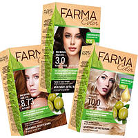 Крем - краска для волос без аммиака Farmasi Farma Color Турция / Far - 7090235