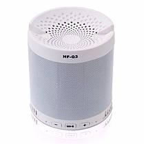 Портативная MP3 колонка HFQ3 + подставка, фото 2