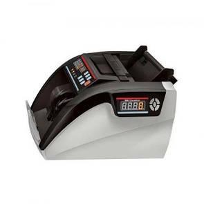 🔝 Счетчик банкнот с УФ и магнитным детектором + выносной экран UKС 5800 UV/MG счетная машинка для денег 🎁%🚚
