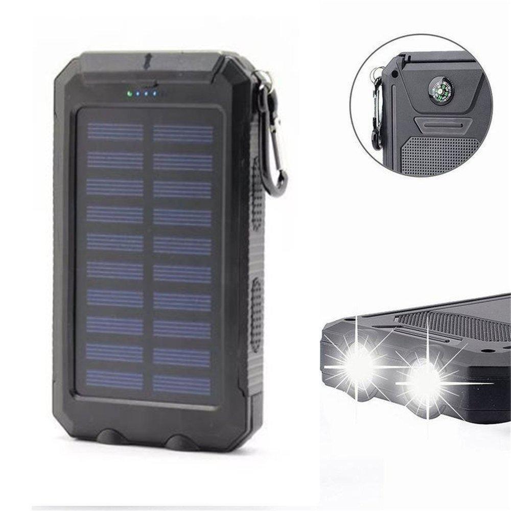 Power Bank DL SOLAR 20000mAh LED