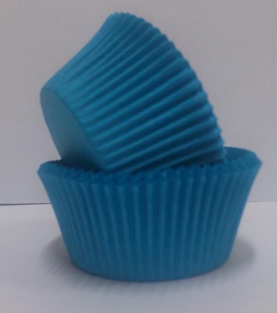 Форма для маффинов 5/3 голубые Украина -01422