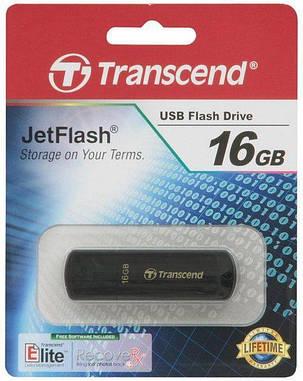 Флешка Transcend JetFlash 350 16GB, фото 2