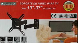 Крепеж настенный для телевизора 10-37 дюймов HS 306, фото 2