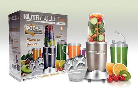 Блендер комбайн - NUTRI  BULLET 900W, фото 2