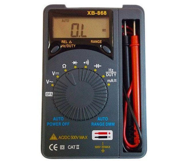 Мультиметр универсальный XB-868