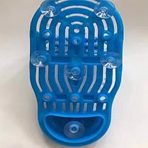 Массажные тапочки для душа с пемзой Simple Slippers, фото 2