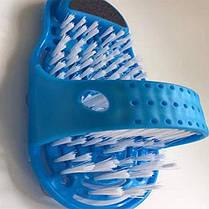 Массажные тапочки для душа с пемзой Simple Slippers, фото 3