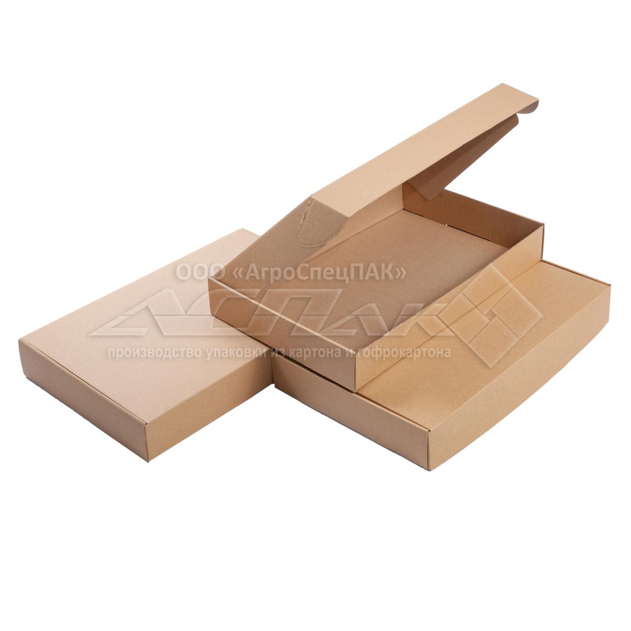 Картонные коробки 400х260х60 бурые