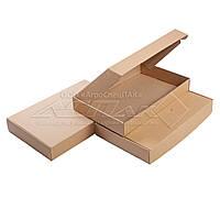 Картонные коробки 400х260х60 бурые, фото 1