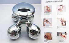 Ручной антицеллюлитный массажер 4D Massager XC-202, фото 3
