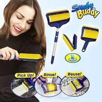 Щетка для чистки одежды ковра Sticky Buddy, фото 3