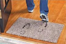 Быстровпитывающий придверный коврик «Clean Step Mat», фото 3