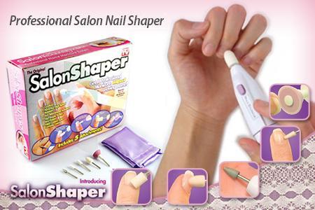 Набір для манікюру Salon Shaper, манікюрний набір Салон Шейпер