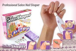 Набір для манікюру Salon Shaper, манікюрний набір Салон Шейпер, фото 2
