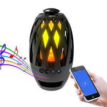 Портативная колонка Flame Atmosphere Wireless Speaker BTS-596, фото 2