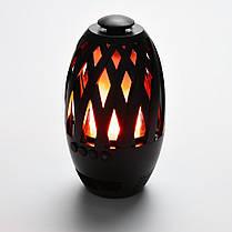 Портативная колонка Flame Atmosphere Wireless Speaker BTS-596, фото 3
