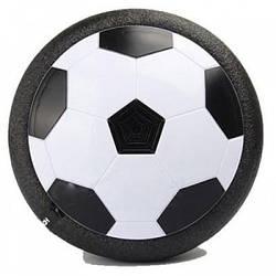 Футбольный мяч для дома Acor с подсветкой Чёрно-белый (1567-01)