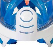 Маска для подводного плавания, маска для снорклинга Easybreath Tribord , фото 3