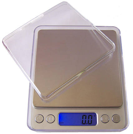 Мини весы Professional digital table top scale 2000g/0.1g, фото 2