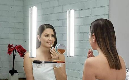Светодиодная Лампа подсветка зеркала Led для макияжа Backstage Beauty Lights, фото 2