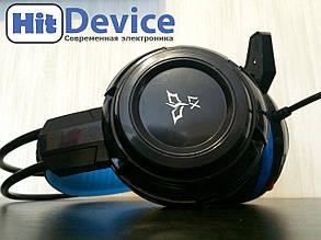 Наушники проводные X7 игровые с микрофоном, фото 2