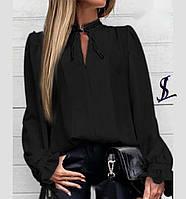 Блузка с завязками, фото 1