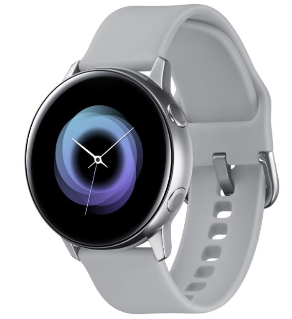 Смарт-часы Samsung Galaxy Watch Active SM-R500NZSA Silver