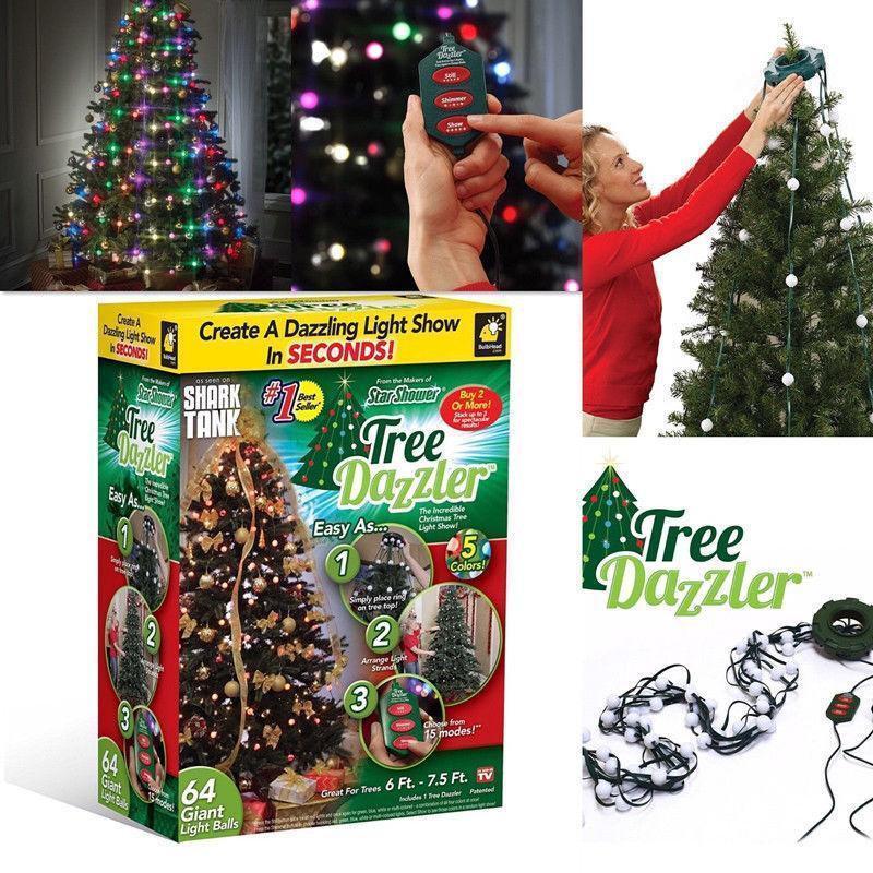 Гирлянда на елку Tree Dazzler 48 ламп