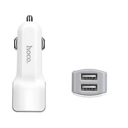 Зарядное устройство 12В USB Hoco Z23, фото 2