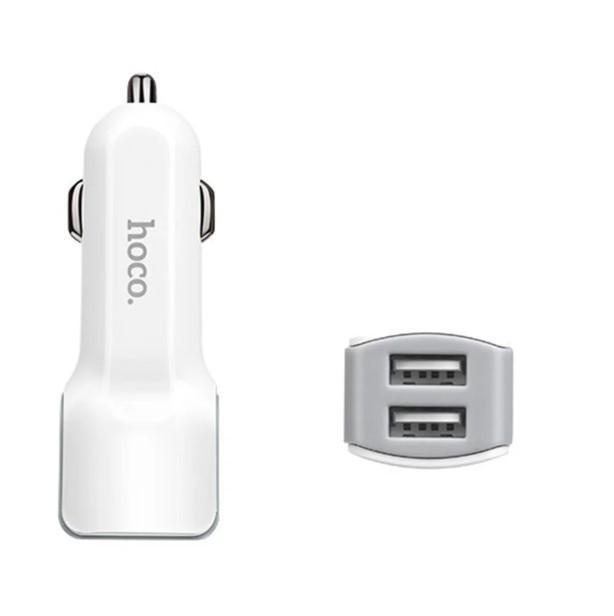 Зарядное устройство 12В USB Hoco Z23
