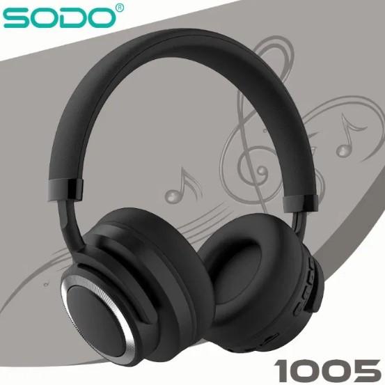Наушники Bluetooth SODO SD-1005