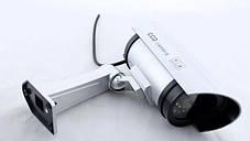 Відеокамера муляж PT 1100, Відеоспостереження, Відеокамера обманка DUMMY IR CAMERA PT 1100, фото 2