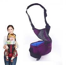 Рюкзак-кенгуру для переноски ребенка Hip Seat, фото 3