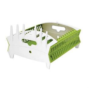 Органайзер для посуды collapsible compact dish rack, фото 2