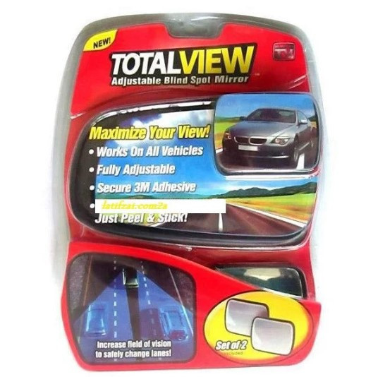 Автомобильное панорамное зеркало Total View