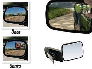 Автомобильное панорамное зеркало Total View, фото 2