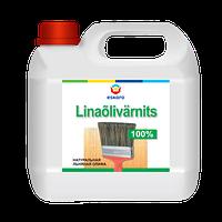 Льняная олифа Linaolivarnits 1 л