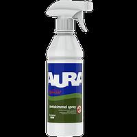 Средство для уничтожения плесени, лишайников, мха и водорослей Aura Antiskimmel Spray 0,5 л