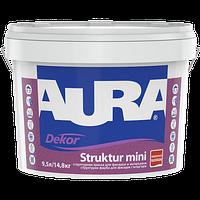 Структурная краска AURA Dekor Struktur Mini 9,5 л